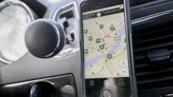 Une application mobile pour éviter les radars sur la