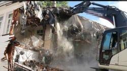 Turchia, demolito l'hotel dove si riunirono i golpisti a
