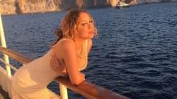 Mariah Carey: nouvelle silhouette, nouveaux looks très dénudés
