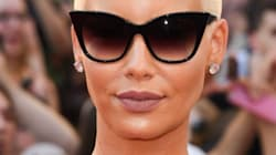 Amber Rose No Longer Has A Shaved
