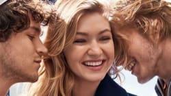 Gigi Hadid's First Tommy Hilfiger Ad Is