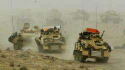 Le Royaume-Uni double à 500 le nombre de ses soldats en