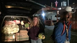 The Calgary Stampede Wrangled A Tonne Of Leftovers From The