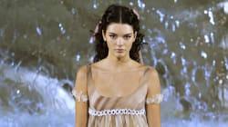 Kendall Jenner rock et terriblement féminine pour