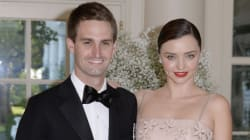 Miranda Kerr Is Engaged To Her Snapchat CEO