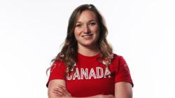 Rosie MacLennan sera la porte-drapeau du Canada à