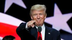 Trump promet à l'Amérique «le retour à la sécurité»