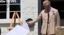 Le prince Charles avait une mission simple et