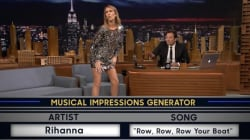 Céline Dion twerke presque aussi bien qu'elle imite