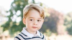 El príncipe Jorge cumple tres años: cuatro fotos y un detalle