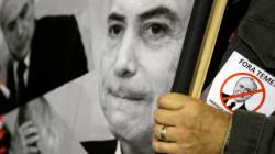 Um plebiscito para novas eleições e 'botar a cara' na
