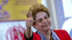 Dilma sobre caixa 2 em campanha: 'Se houve, não foi com meu