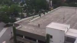 La fusillade à Munich vue des réseaux