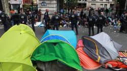 Plus grosse évacuation de migrants à Paris depuis un