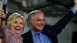 Hillary Clinton choisit comme colistier Tim