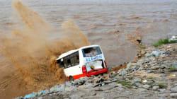 Des inondations font au moins 154 morts en