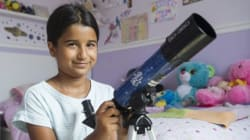 8-Year-Old Aspiring Astronaut Impresses Innovation