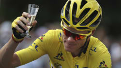 Chris Froome remporte son 3e Tour de
