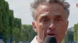 Les larmes de Gérard Holtz pour ses adieux à France