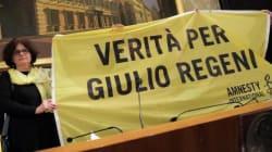 Una fiaccolata per ricordare Giulio Regeni torturato come gli