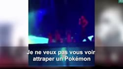 Ne vous avisez pas de jouer à Pokémon Go au concert de Rihanna ce