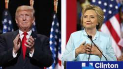 Suivez en direct le troisième débat entre Donald Trump et Hillary