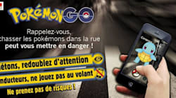 Deux accidents de la route en France à cause de Pokémon
