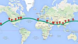 L'incroyable tour du monde de Solar Impulse 2 qui a atterri à Abou