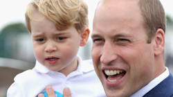 Even Prince William Admits George Is