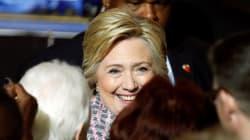 Hillary Clinton désignée candidate démocrate à la Maison Blanche