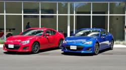 Essai routier Subaru BRZ 2017 : beaucoup de détails