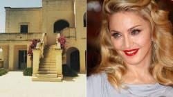 Madonna stregata dalla Puglia. La foto su Instagram:
