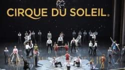 Le Cirque du Soleil annule 40 spectacles en