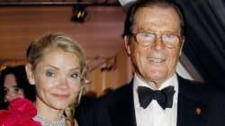 Sir Roger Moore Is 'Heartbroken' Over Daughter's