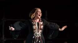 Adele Broke Her Own Rule For Vancouver Ice