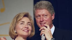 Bill Clinton Embraces New Role As Hillary Becomes Democratic