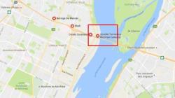 Accident de bateau au Port de Montréal: un plaisancier serait