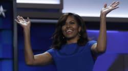 Così Michelle Obama ha rovesciato la visione dell'America di Donald