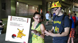 Note interne, affiche et message sonore... La SNCF se méfie de Pokémon