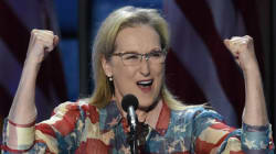 Meryl Streep Gives A Powerful History Lesson At The