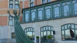 Une sculpture de Salvador Dalí vandalisée à