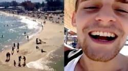 ASSISTA: Enrique Coimbra e as praias da zona oeste do