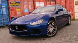 Essai routier Maserati Ghibli S Q4 2016 : pas certain