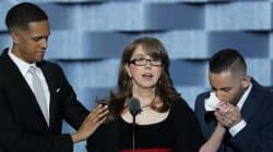 Cette mère de victime de la tuerie d'Orlando a bouleversé la convention