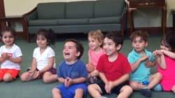 Le rire de cet enfant va égayer votre