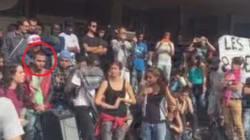 Il terrorista di Nizza alla manifestazione pro-migranti a