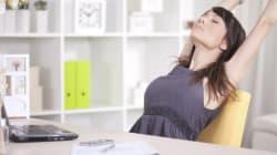 Assis huit heures par jour? Une marche rapide peut renverser les