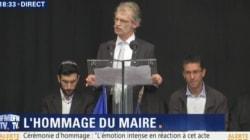 L'hommage plein d'émotion de Saint-Étienne-du-Rouvray à son