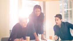 Les dirigeants qui réussissent apprécient les employés avec lesquels ils