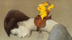 Ce dessin résume parfaitement ce que pensent les anti-Pokémon